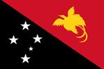 Flag of Papua-New-Guinea