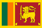 Flag of Sri-Lanka